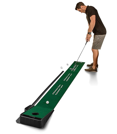 SKLZ Accelerator Pro Indoor Putting Mat