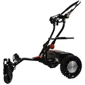 FTR CaddyTrek R2 Black Robotic Golf Cart