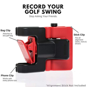SelfieGolf Record Golf Swing 2