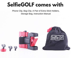 SelfieGolf Record Golf Swing 5