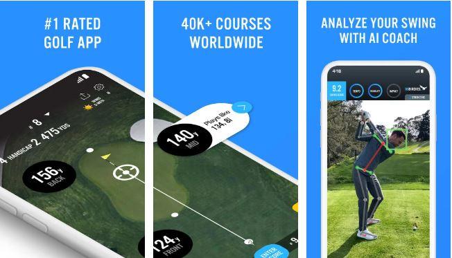 18 Birdies Golf App