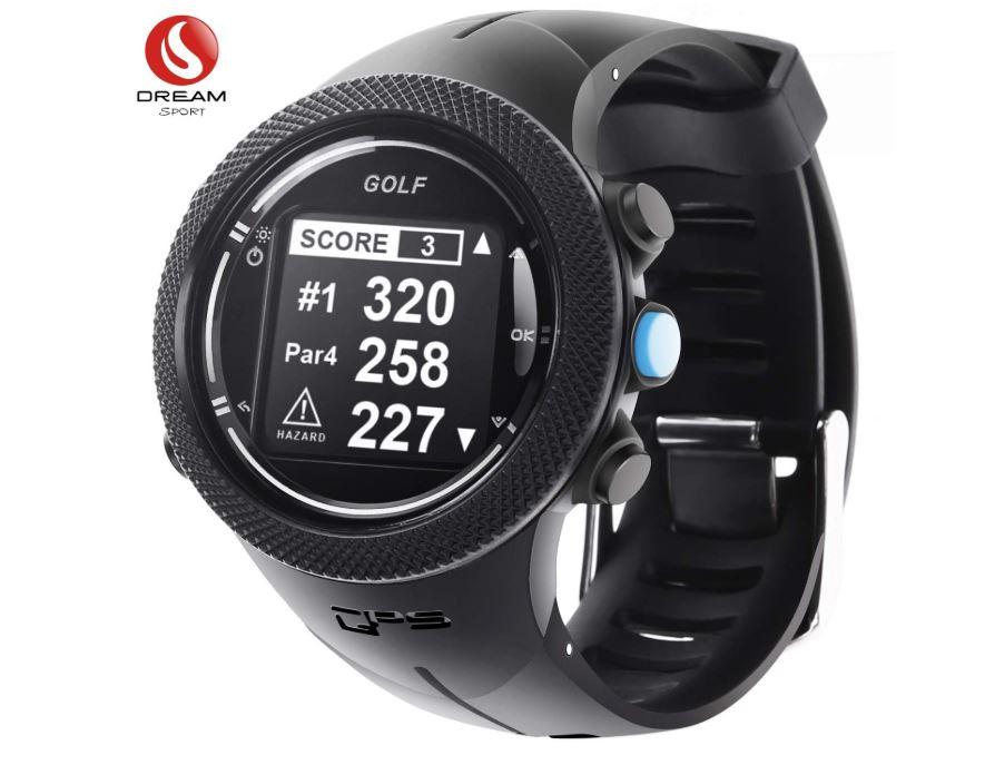 DREAM SPORT GPS Golf Watch Course Rangefinder