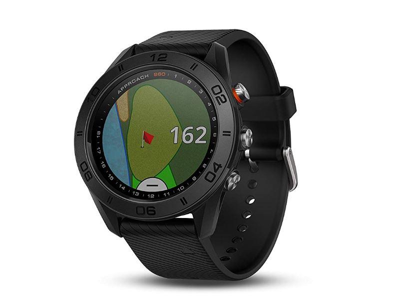 Garmin Approach S60, Premium GPS Golf Watch