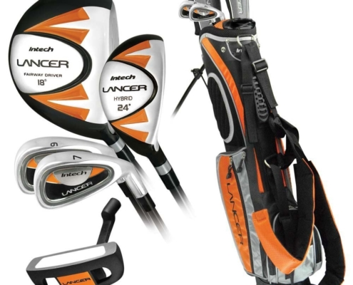 Intech Lancer Junior Golf Set