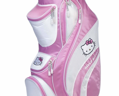 Hello Kitty Golf Bag
