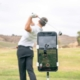 Selfie Golf Swing Recorder