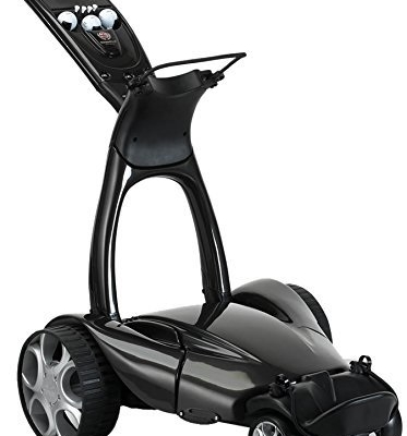 Stewart Electric Follow Golf Cart