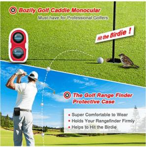 Bozily Golf Rangefinder2