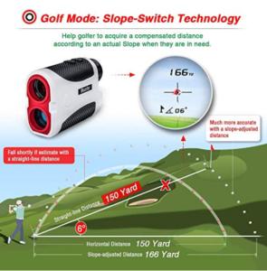 Bozily Golf Rangefinder4