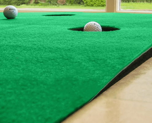 FORB Home Golf Putting Mat 4