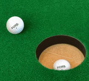FORB Home Golf Putting Mat 5