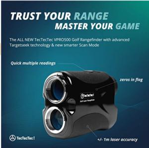 TecTecTec VPRO500 Golf Rangefinder4