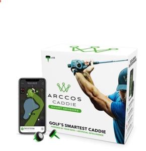 Arcoss Golf Caddie Sensor