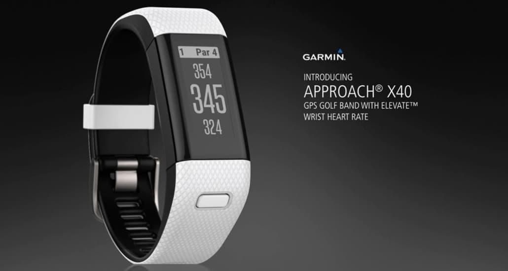 Garmin x40 Golf GPS Watch Review
