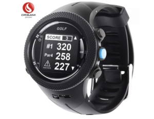 DREAM SPORT GPS Golf Watch Course Rangefinder