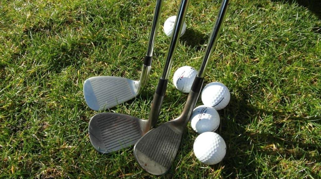 Golfing Wedges