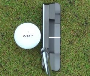 Mizuno MP Golf Putter Head