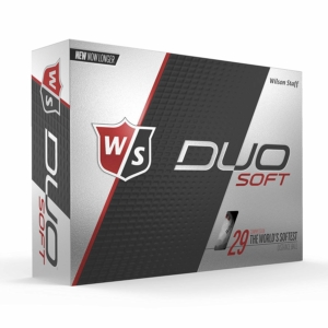 Wilson Staff Duo Soft Golf Balls