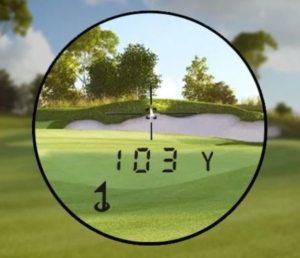 Golf Rangefinder Image