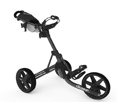 clicgear +3.5 golf push cart