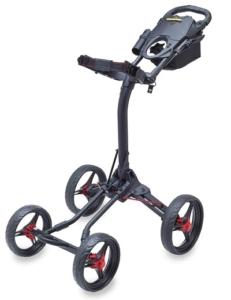 Bag Boy Quad Golf Push Cart