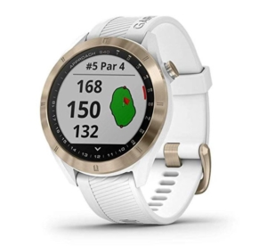 Garmin s40 Golf GPS Watch Gold