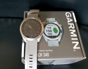 Garmin s40 Golf Gps Watch Review
