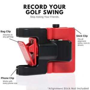 SelfieGolf Record Golf Swing 2