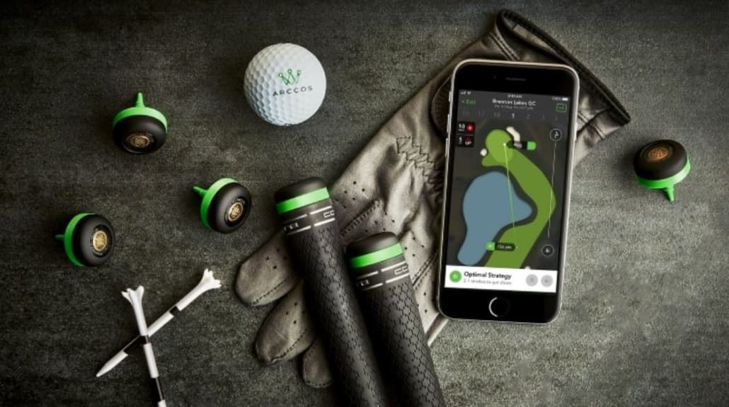 Arccos Caddy Smart Sensors 2