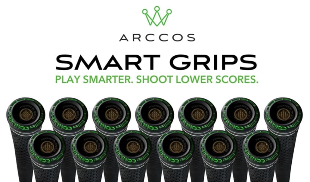 Arccos Caddy Smart Sensors 5