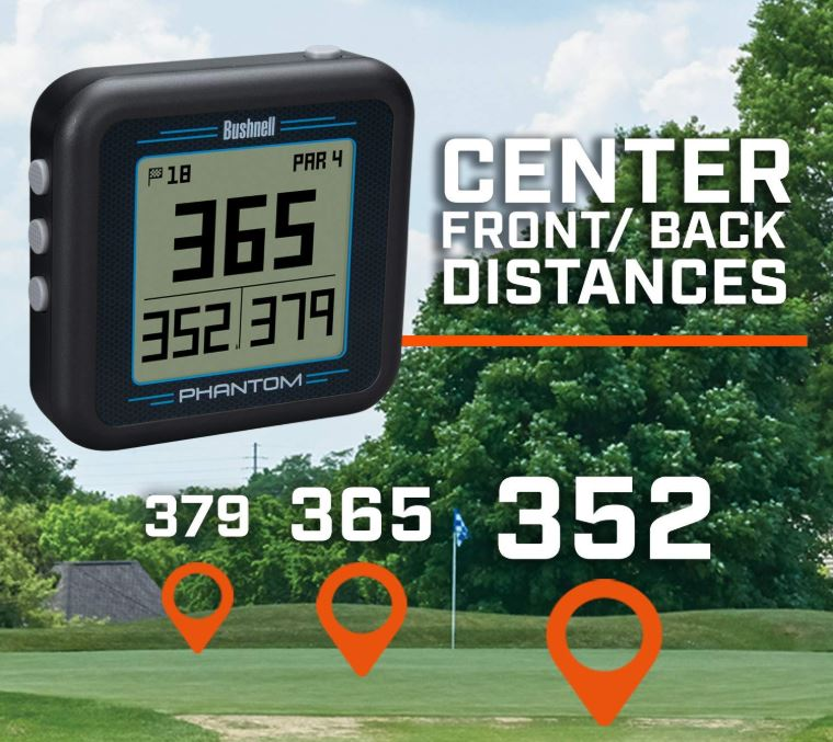 Bushnell Phantom Golf GPS 2