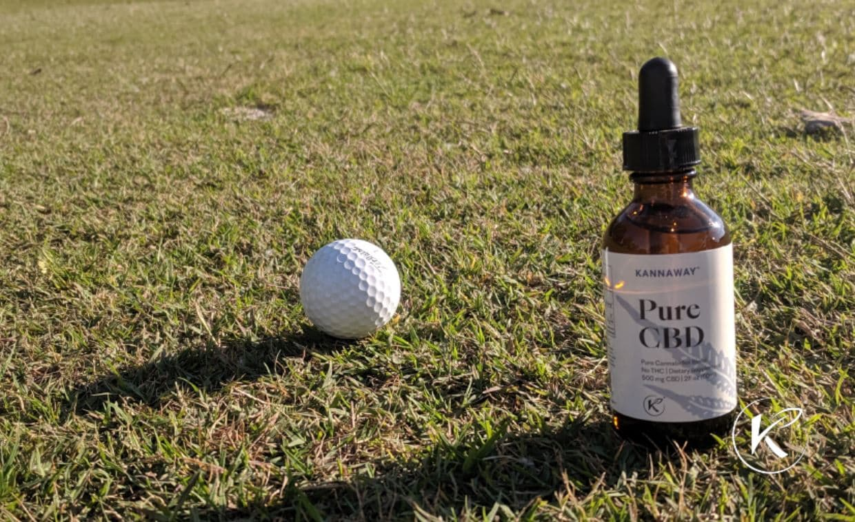 CBD And Golfers