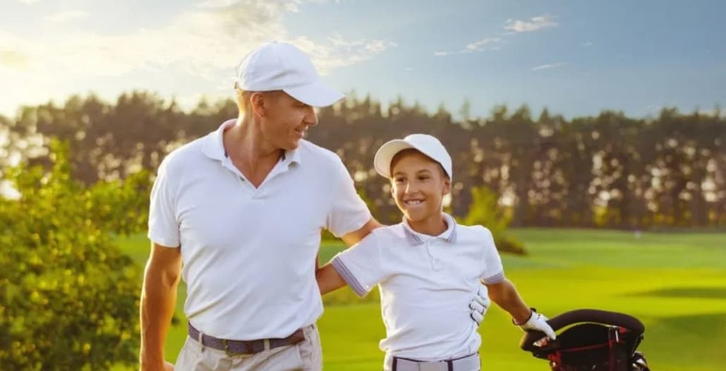 Golf Insurance Happy