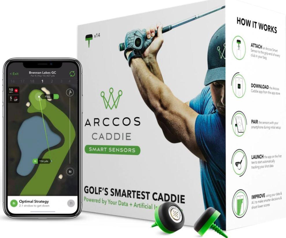 Arccos Smart Sensors 1