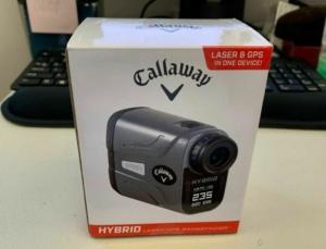 Callaway Hybrid Rangefinder