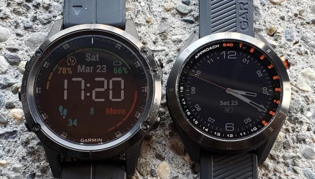 Garmin s40 Watch