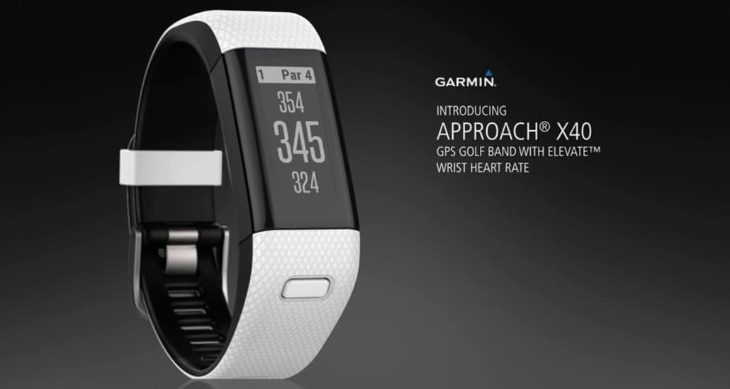 Garmin x40 Golf GPS Watch Review