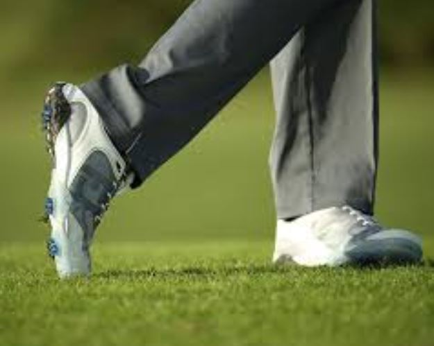 Spiked Golf Shoes