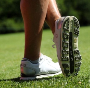 Spiked Womens Golf Shoes