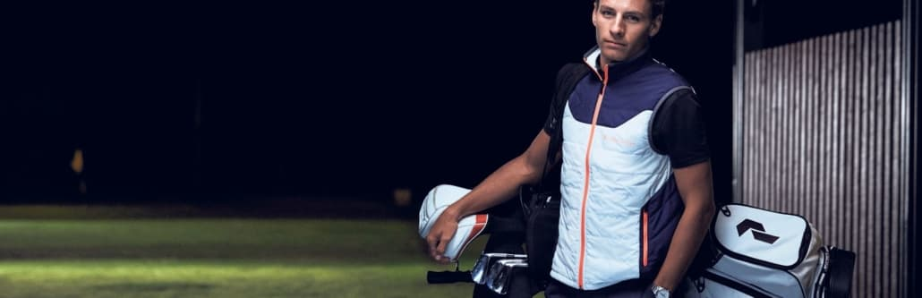 Golf Clothing banner