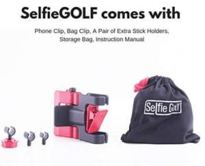 SelfieGolf Record Golf Swing 5