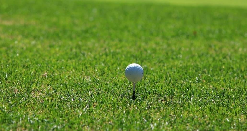 Driving Golf Ball