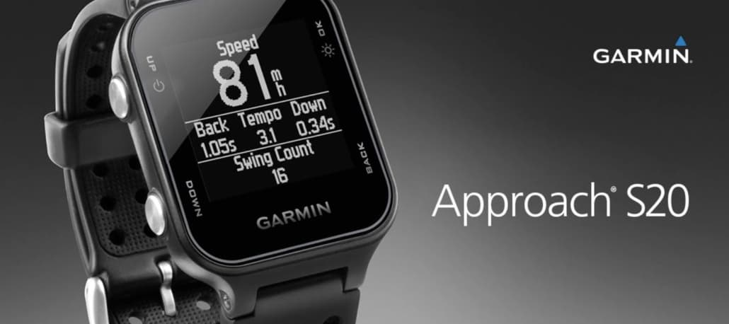 Garmin s20 Watch Review