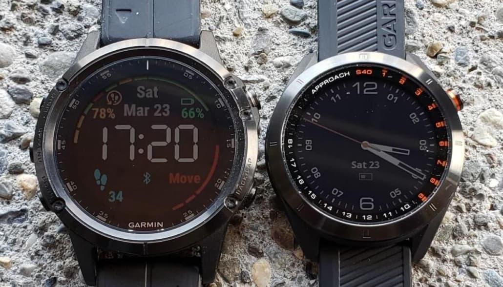 Garmin s40 Watch