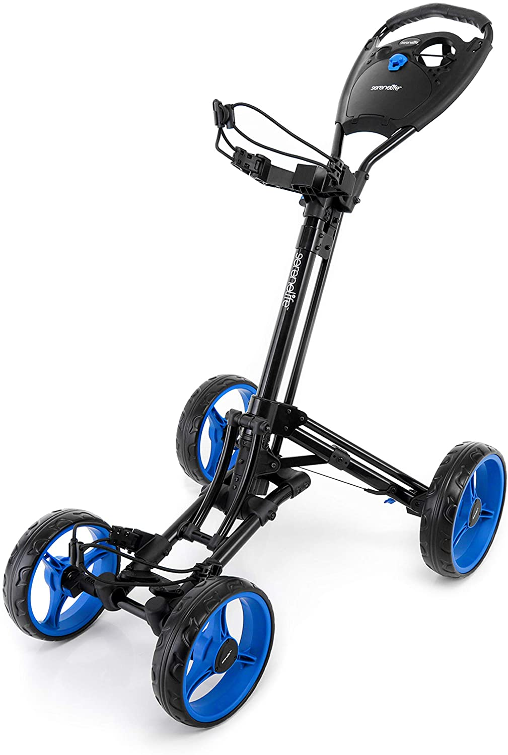 Best 4 Wheel Golf Push Carts 2021 - (MUST READ Before You Buy)