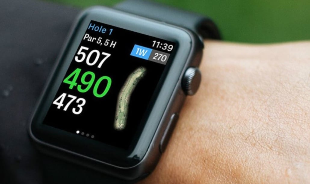Apple Golf Watch