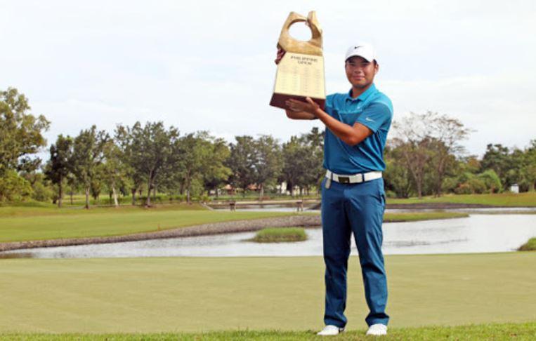 Asian Golfers