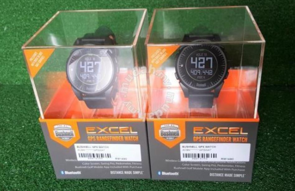 Bushnell Excel GPS Watches