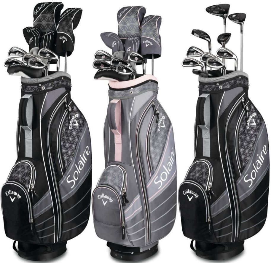 Callaway Solaire Banner