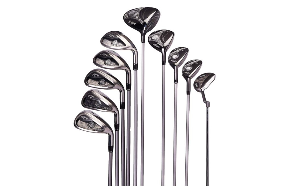 Callaway Solaire Clubs